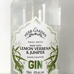 Lemon Verbena & Juniper Gin